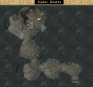 Mudan Grotto - Interior Map - Morrowind