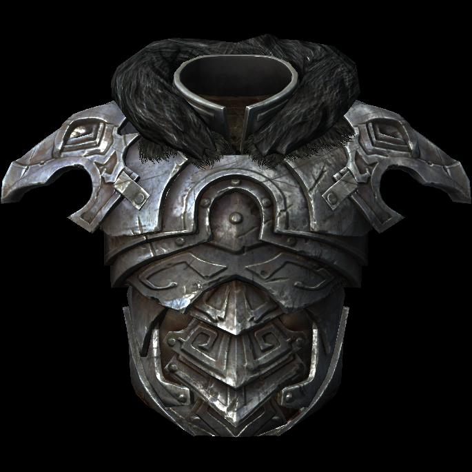 Нордская резная броня