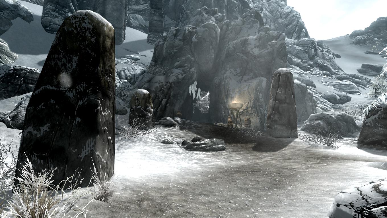 Forsaken Cave