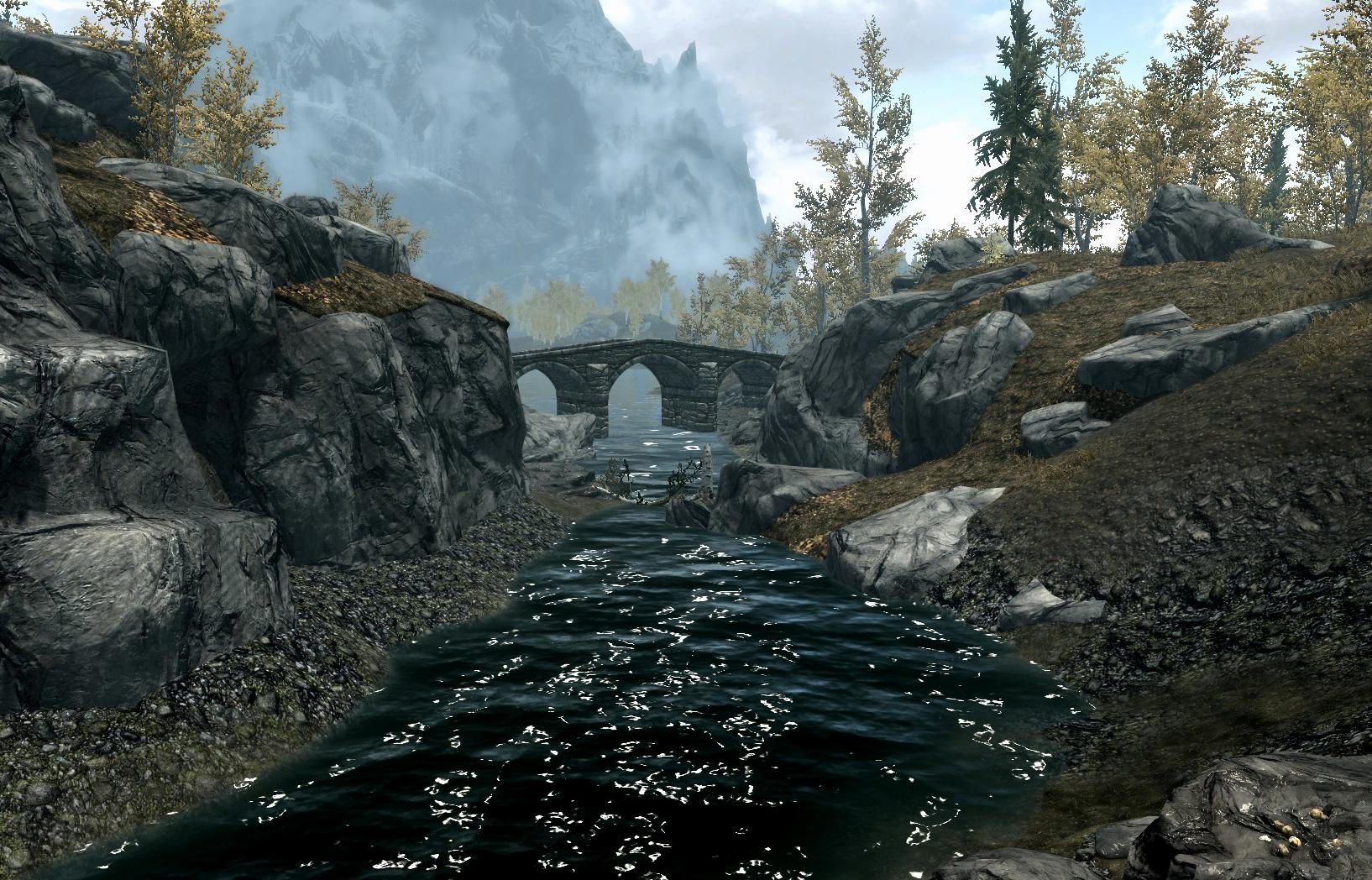 Treva River