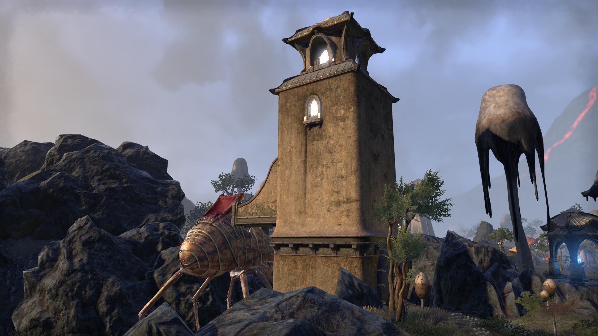 Башня караванщика (Гнисис)