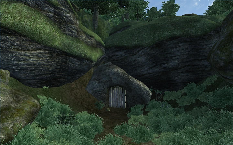 Пещера Лесистый Утёс (Oblivion)