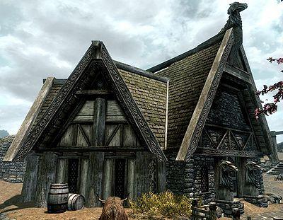 Дом Серой Гривы