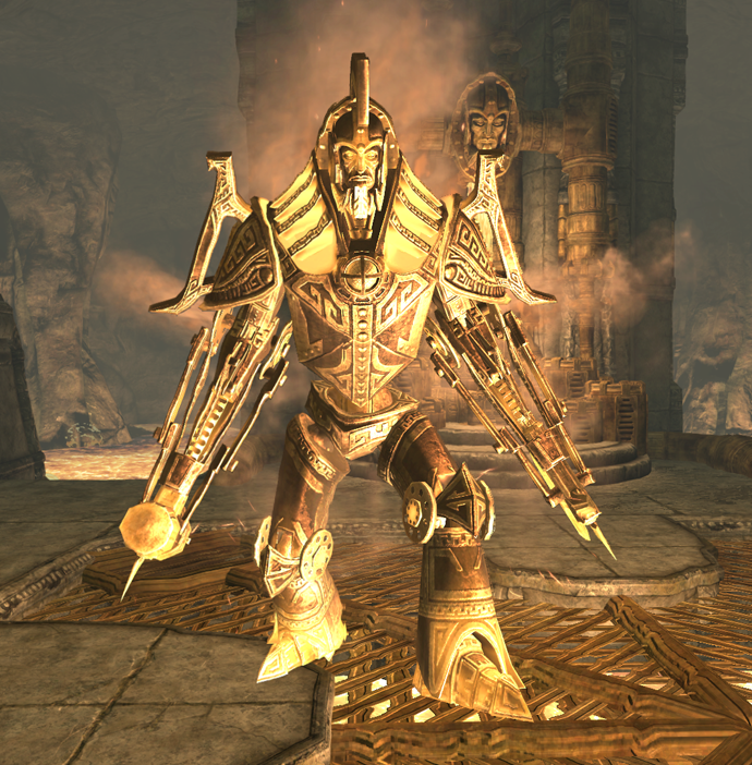 The Forgemaster (Dawnguard)