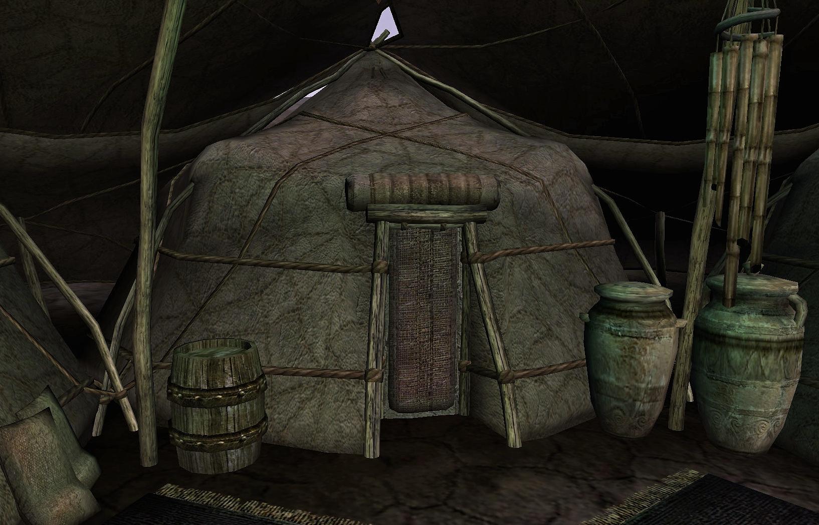 Zanummu's Yurt