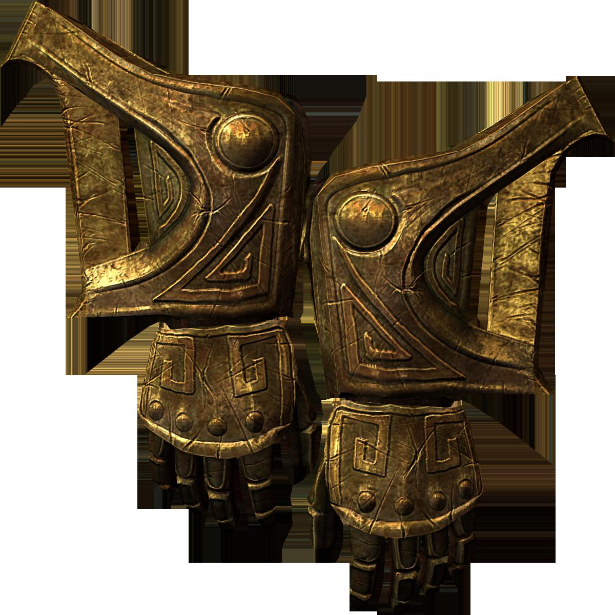 Двемерские перчатки (Skyrim)