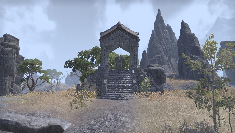 Дорожное святилище равнины Моркул
