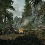 Лагерь охотников напротив Разделённого ущелья.png