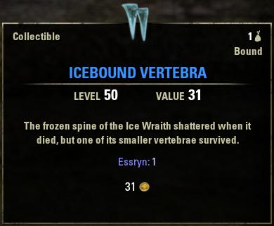 Icebound Vertebra