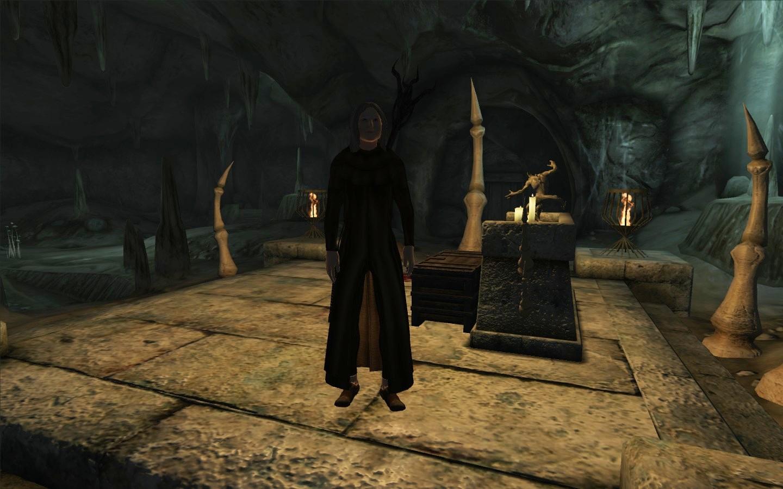 Покой гробокопательницы