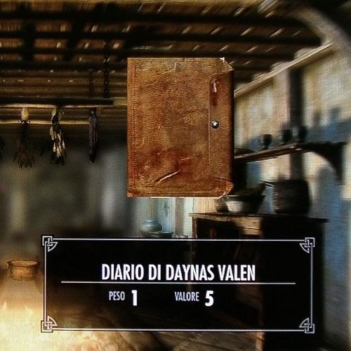 Diario di Daynas Valen