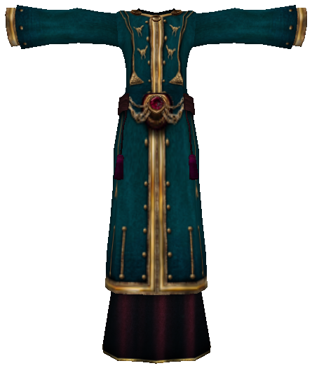 Flameeater Robe