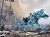 Frost Atronach Wolf