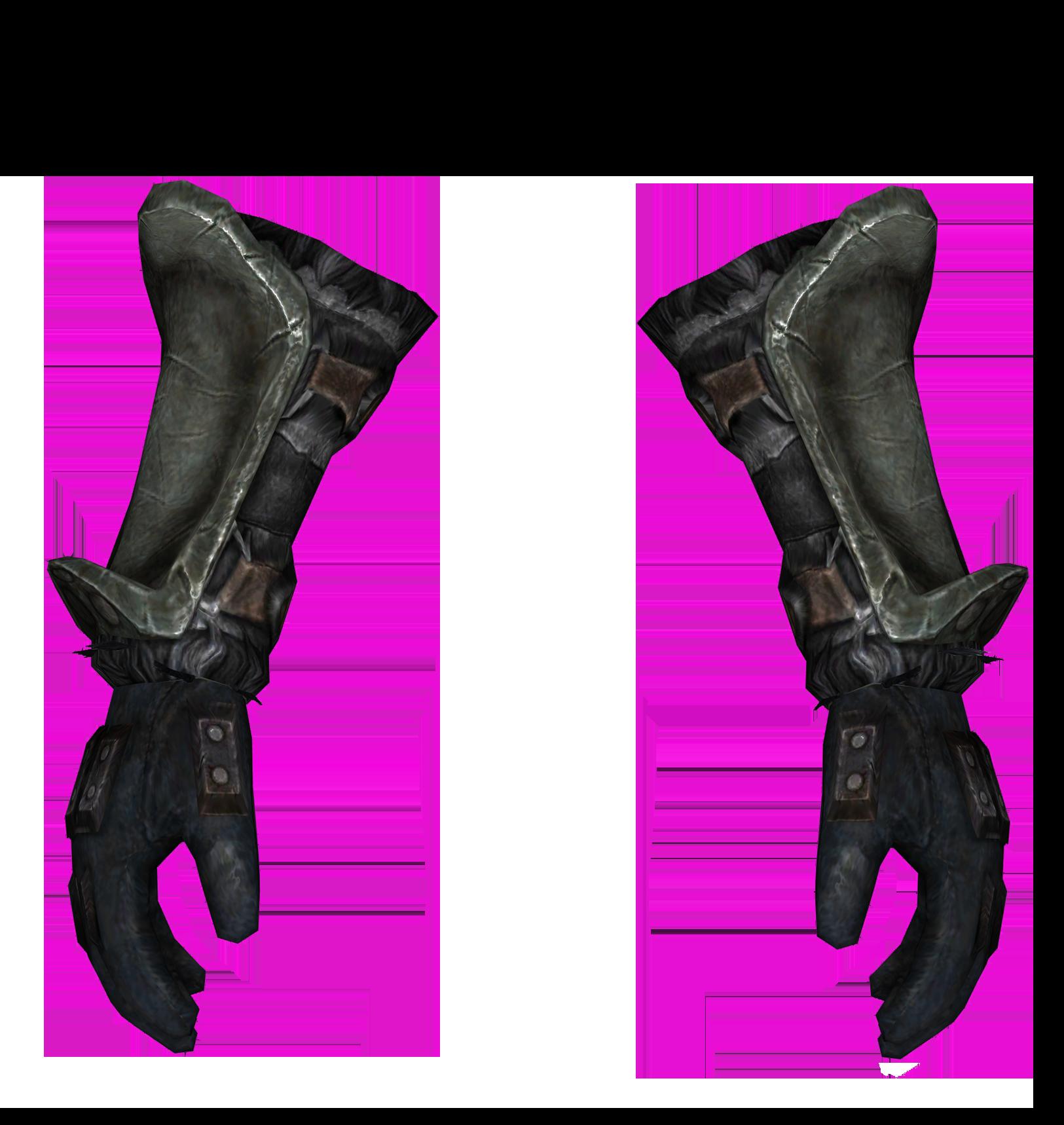 Orkowe rękawice (Skyrim)