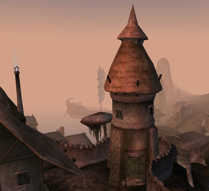 Watch Tower (Morrowind)