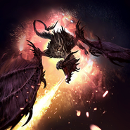 Alduin card art