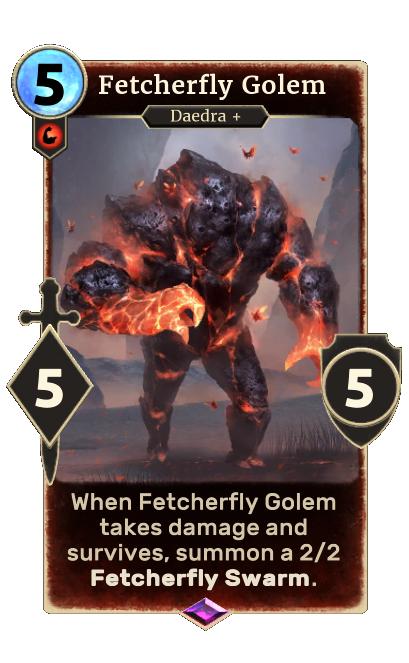 Fetcherfly Golem