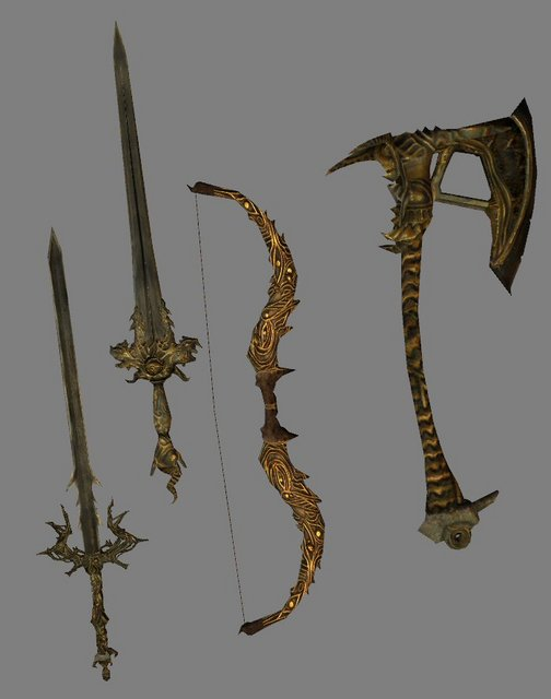 Madness Weapons