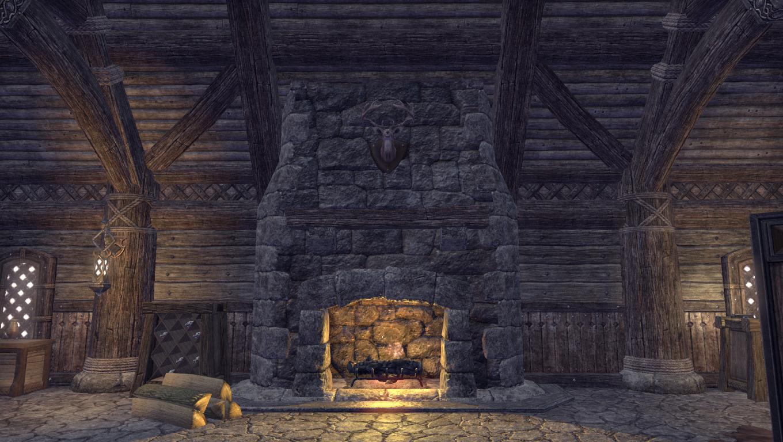 Дом Скорвильда