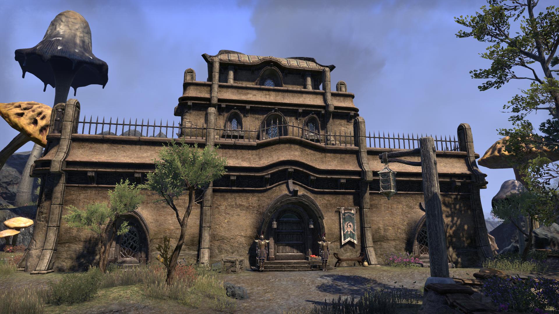Храм Гнисиса (Online: Morrowind)