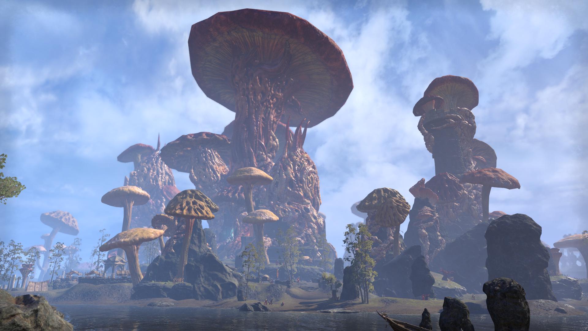 Садрит Мора (Online: Morrowind)
