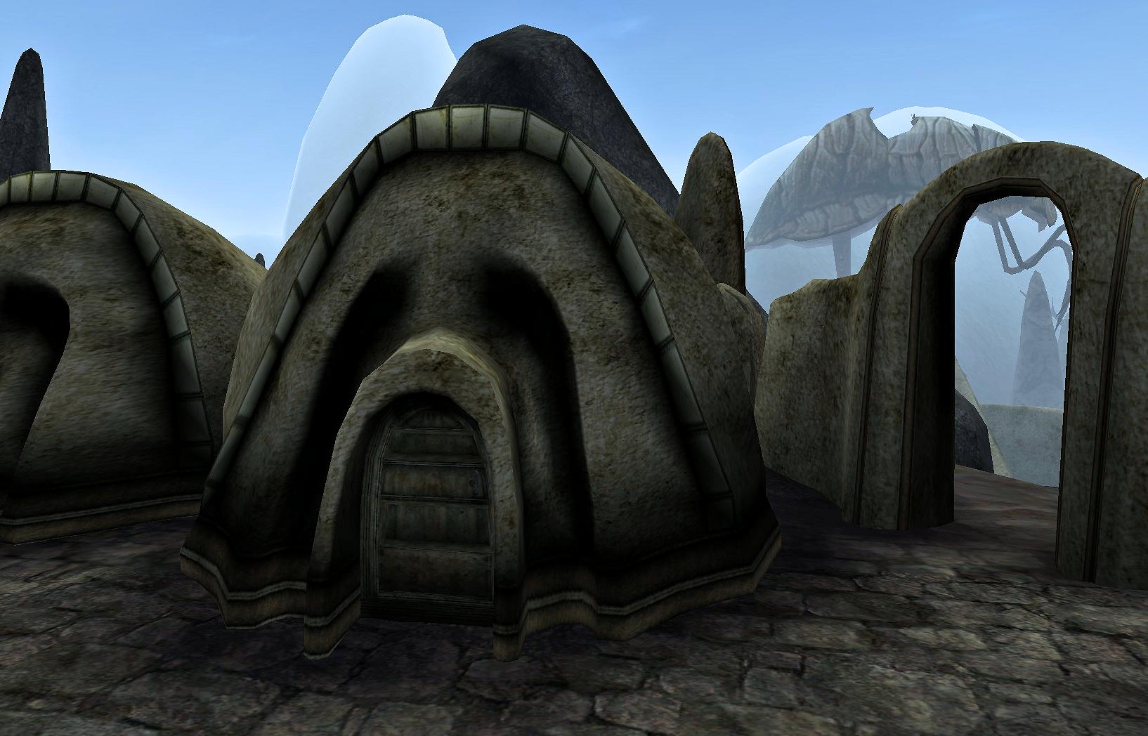 Assirari Zama-Rasour's Hut