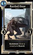 Barded Guar (Legends) DWD