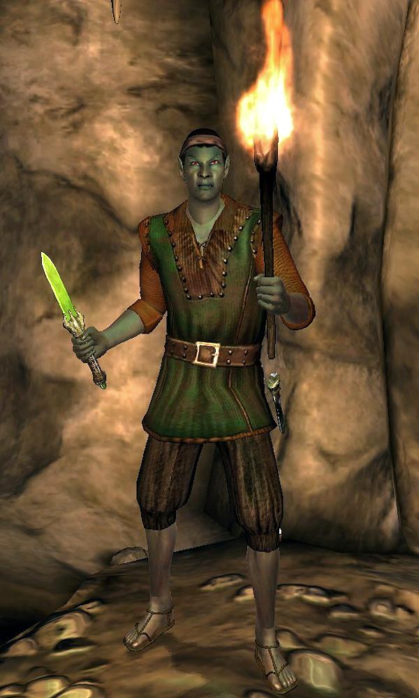 Drothmeri Soldier