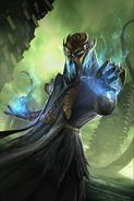 Miraak, Dragonborn card art