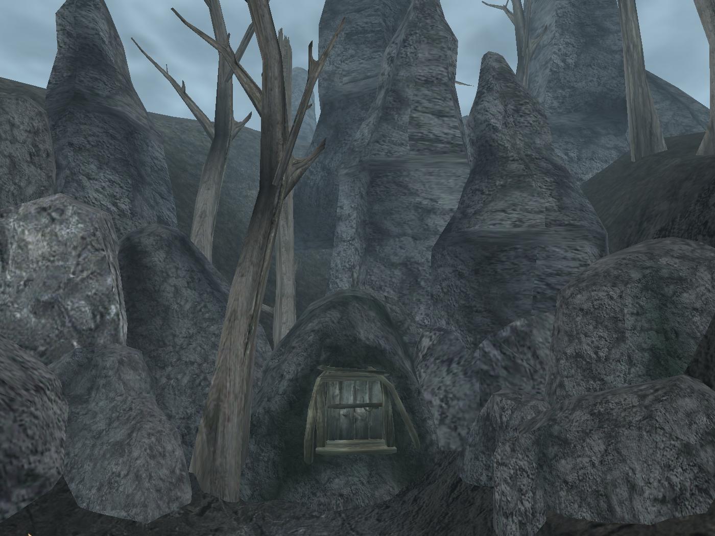 Mount Kand Cavern