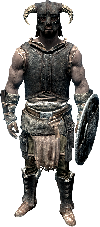Железное снаряжение (Skyrim)