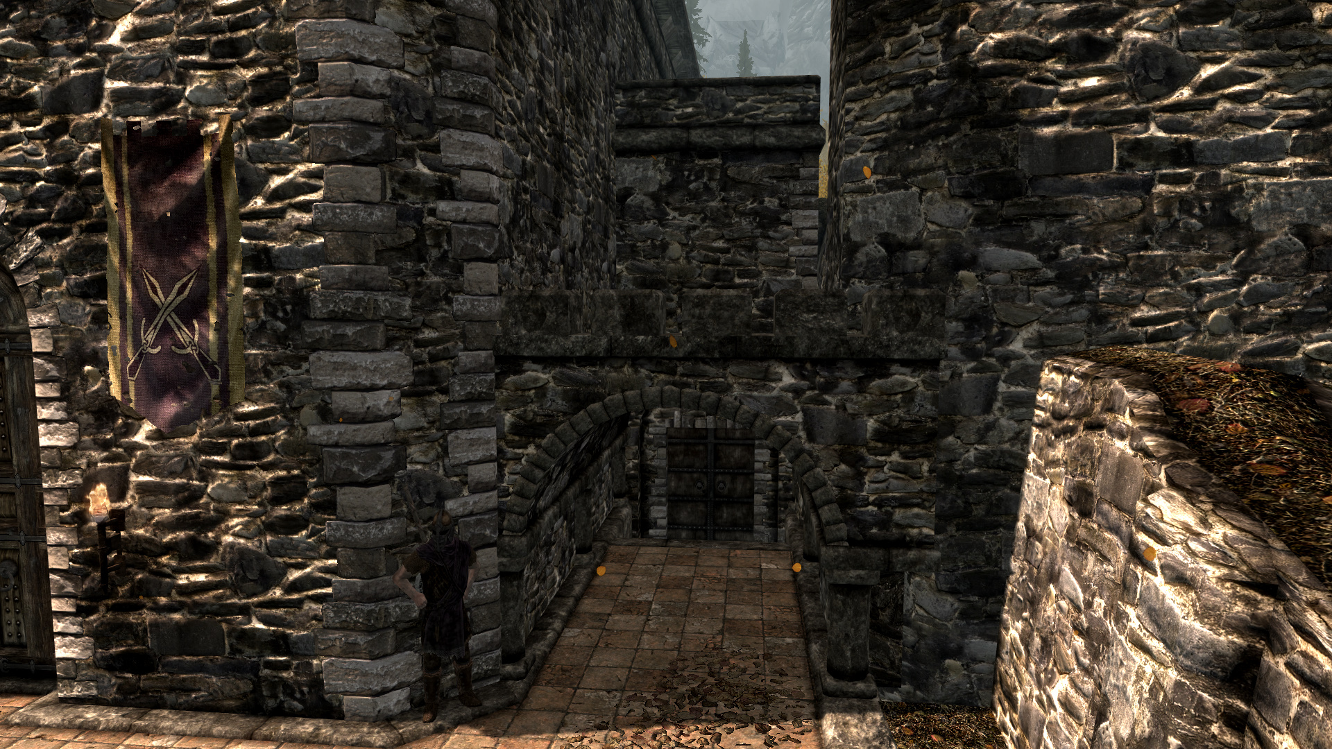 Рифтен — Тюрьма