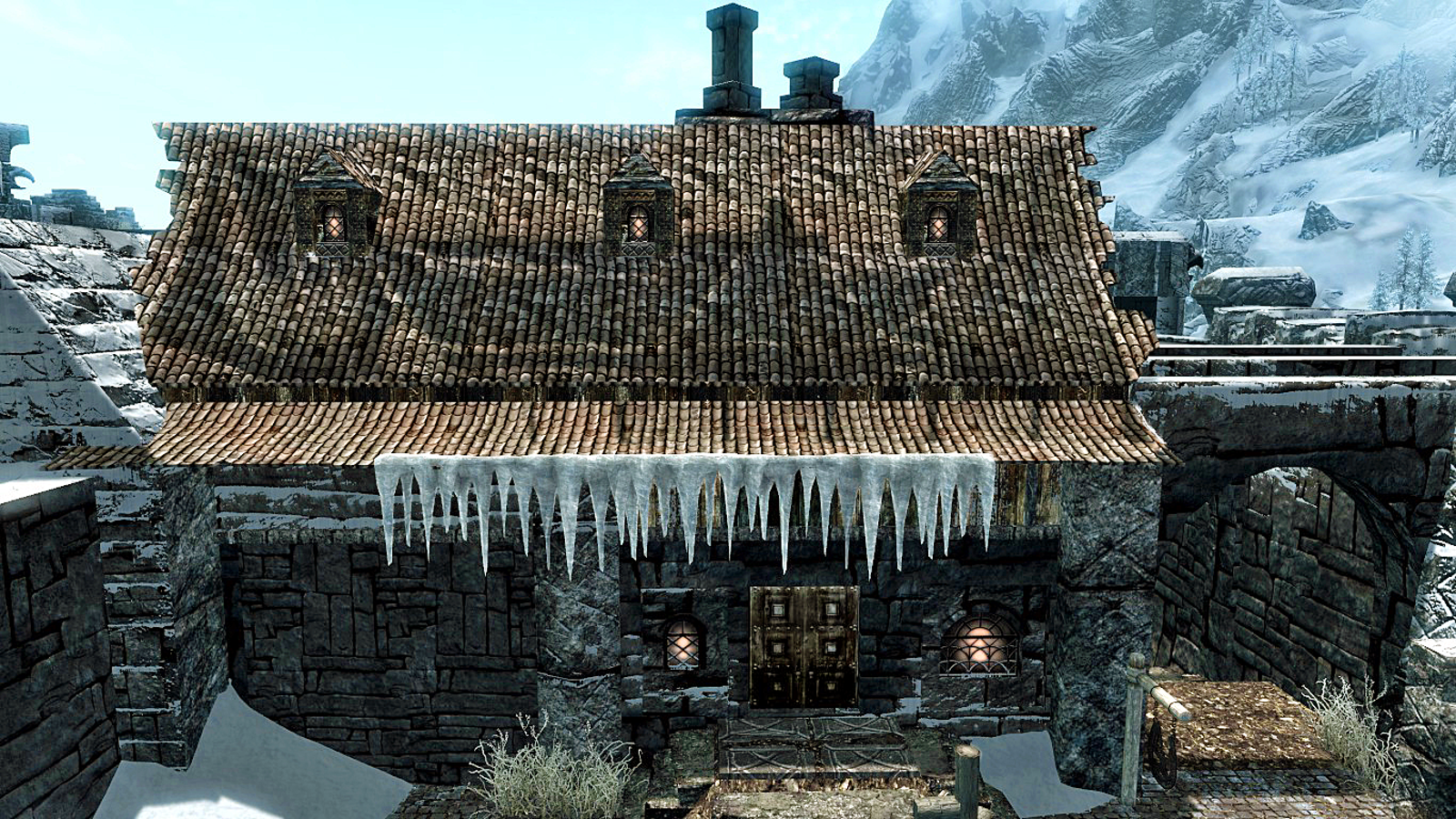 Blacksmith Quarters