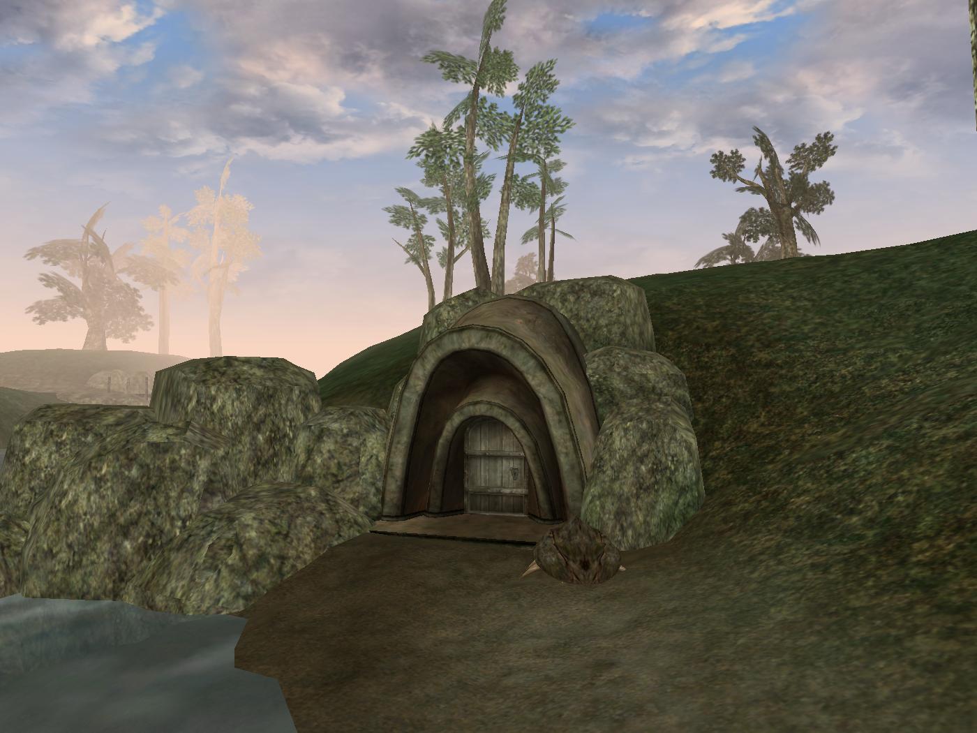 Othrelas Ancestral Tomb (Morrowind)