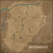 Reapers March Map