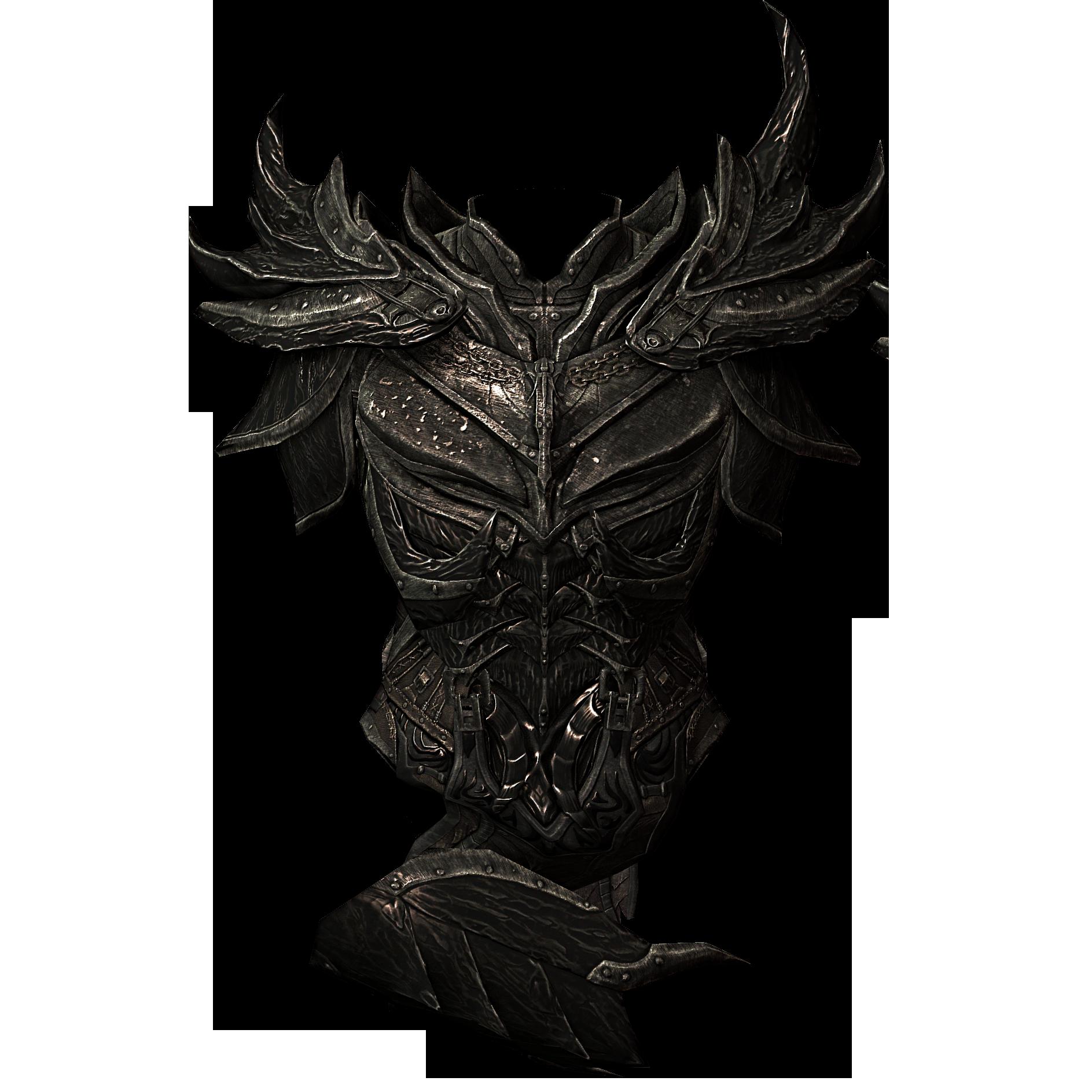 Даэдрическая броня (Skyrim)