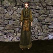 Простая мантия 6 (Morrowind) жен