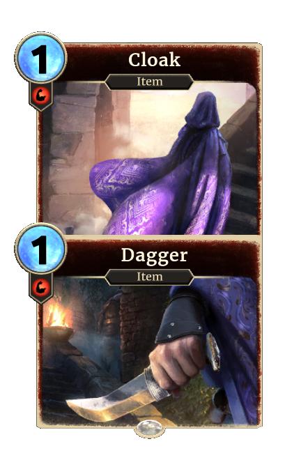 Cloak – Dagger