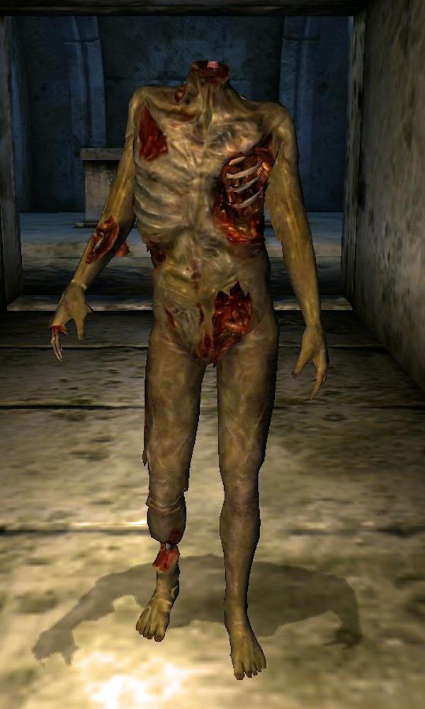 Headless Zombie (Oblivion)