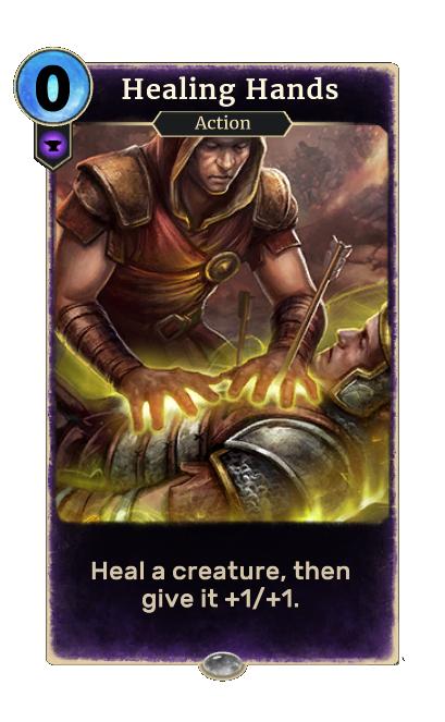 Healing Hands (Legends)