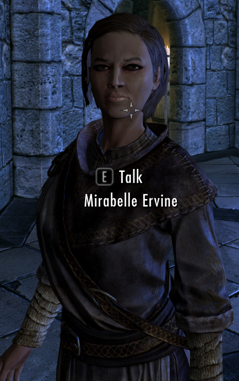 Mirabelle Ervine