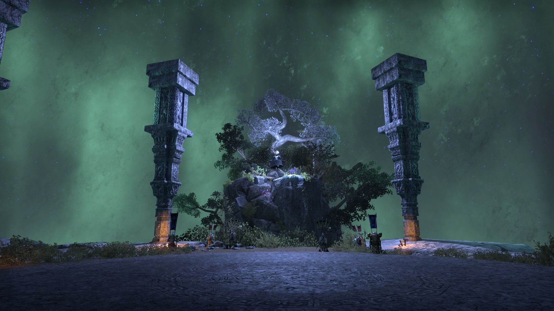 The Mage's Tower