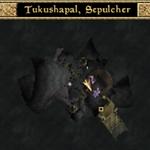 Tkushapal, Sepulcher Interior Map Morrowind.png