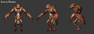 Квама-воин (Online-модель)