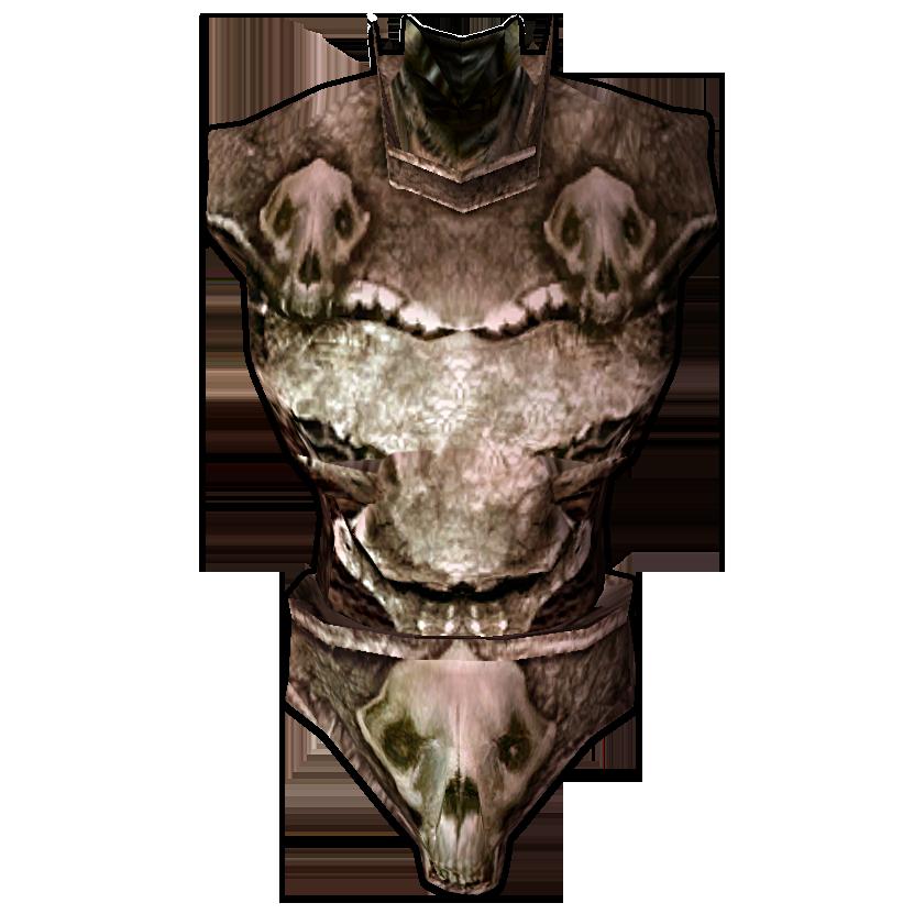 Кираса кости Дракона