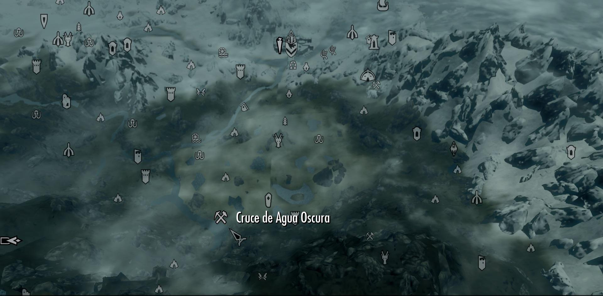 Cruce de Agua Oscura (Skyrim)