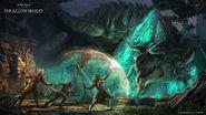 ESO Dragonhold Wallpaper