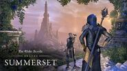 The Elder Scrolls Online Summerset - Official Gameplay Launch Trailer (4K)
