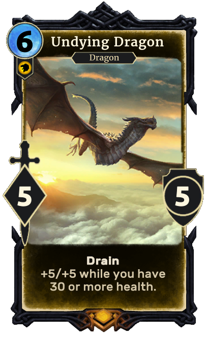 Undying Dragon