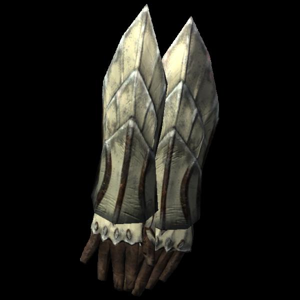 Древние фалмерские перчатки